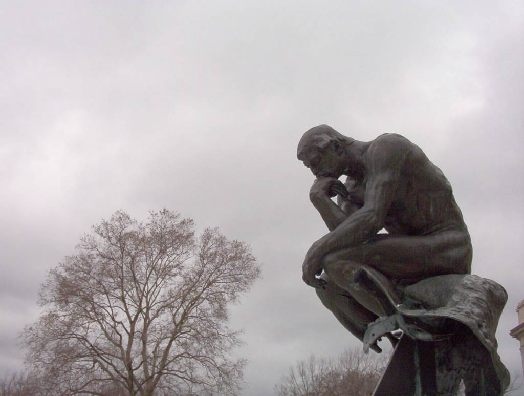 The thinker
