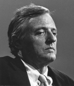 National Review Magazine founder William F. Buckley, Liberal Anticommunist
