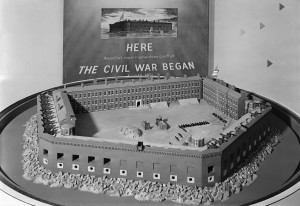 fort-sumter-scale-model