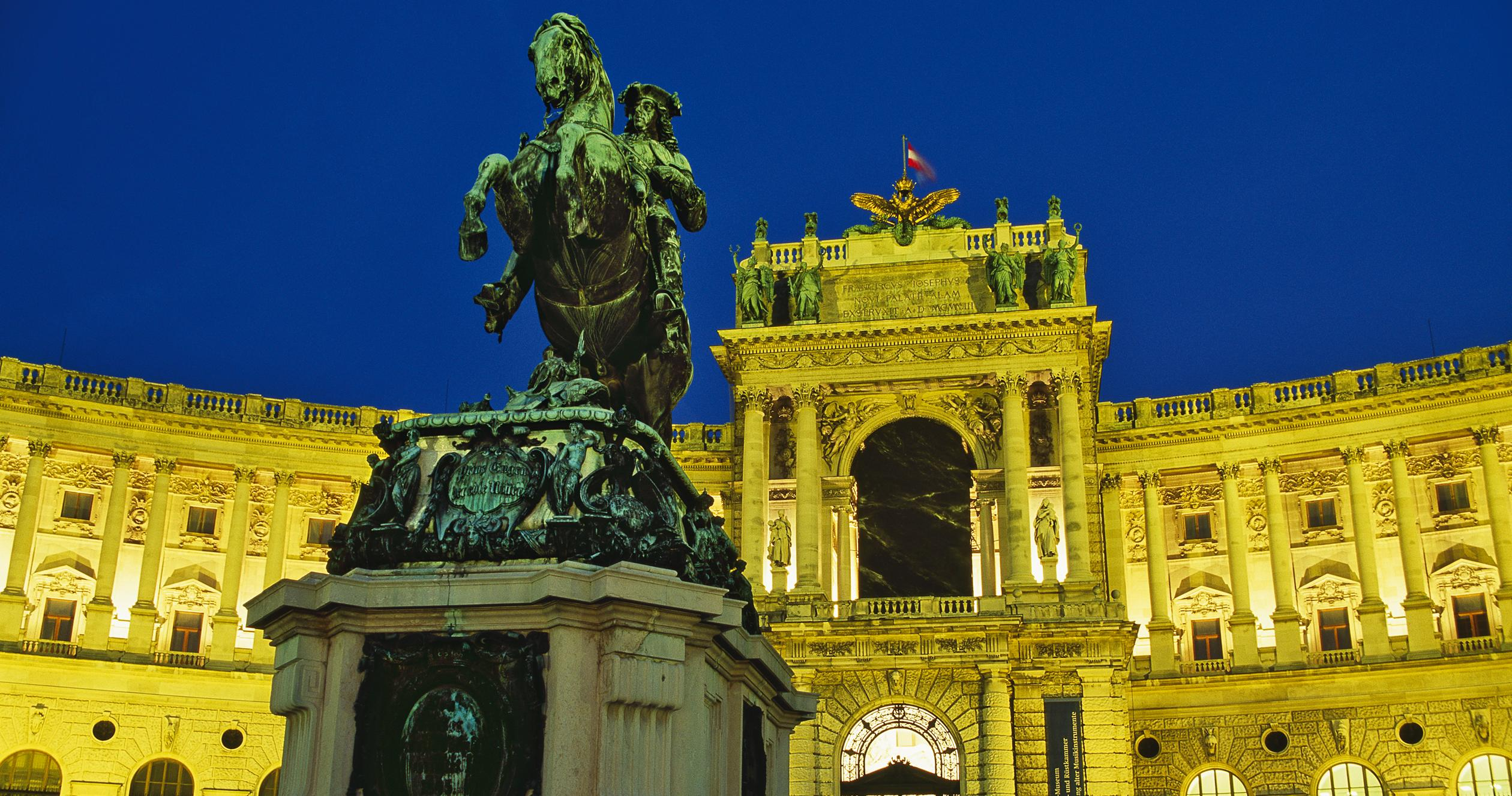 Heldenplatz Picture: Austria Is Now The Flashpoint For Yet Another Clash Of
