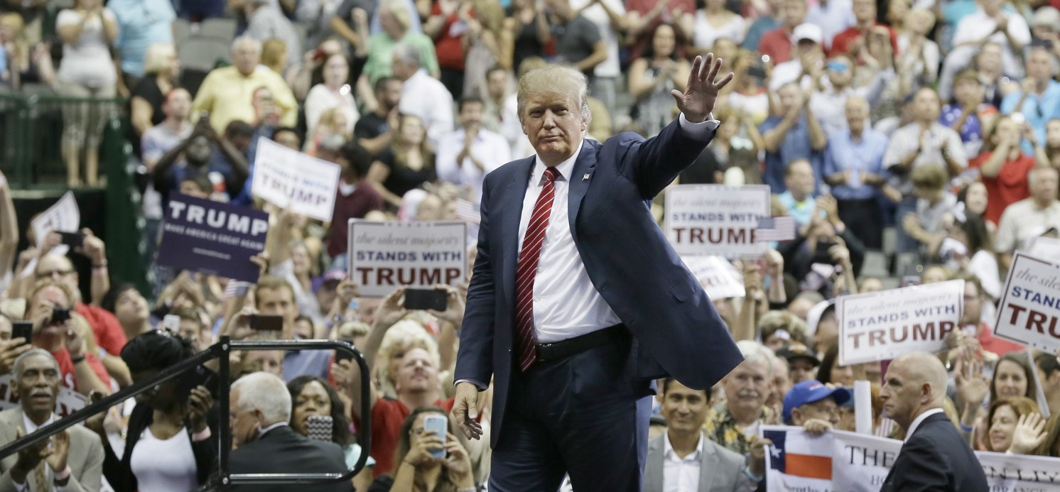 A Trump Rally Revival Social Matter