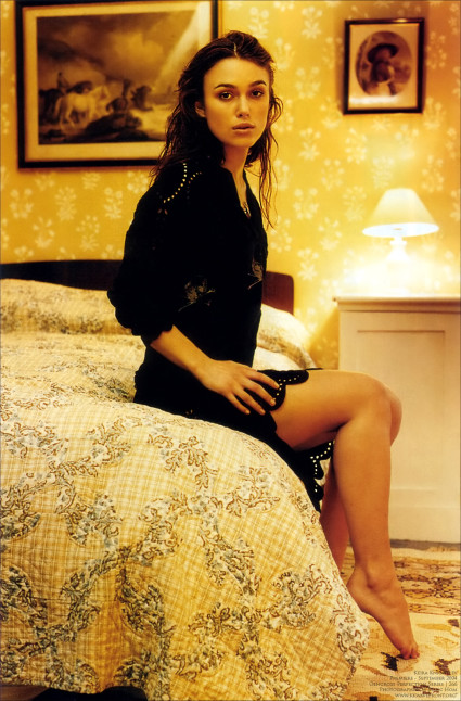 Gratuitous pic of Keira Knightley c. 2004