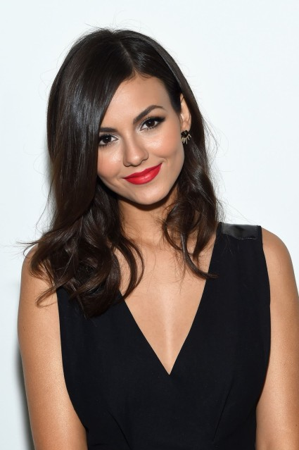The simply stunning Victoria Justice.