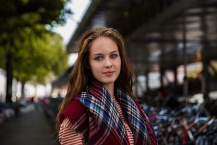 Meike lives close to Amsterdam, Netherlands.