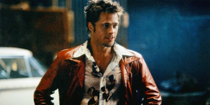 FIGHT CLUB, Brad Pitt, 1999, TM & © 20th Century Fox Film Corp./courtesy Everett Collection