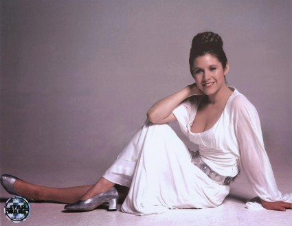 Carrie Frances Fisher Oct. 21, 1956—Dec. 27, 2016. RIP.