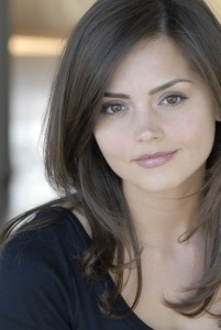 Gratuitous pic of Jenna Coleman, who is sublimely pleasant.