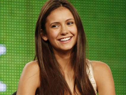 One more gratuitous pic of the lovely Nina Dobrev
