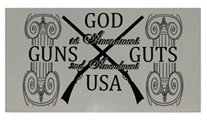 wholesale-lot-of-6-god-guns-guts-usa-1st-2nd-amendment-decal-bumper-sticker