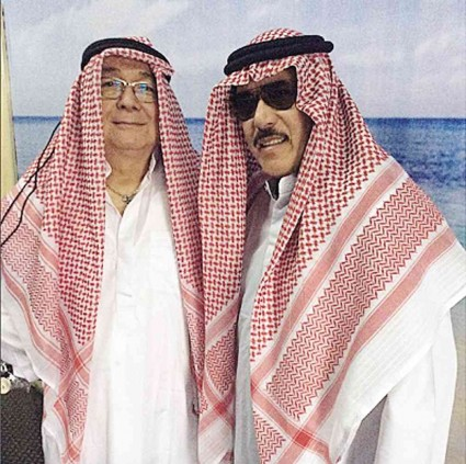 "Muslims in Mindanao are demanding an apology from Joey de Leon and Sen. Tito Sotto for dressing like Arabs on their show ""Eat Bulaga."" (LOL)"