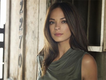 Kristin Kreuk, who did not (apparently) go to college.