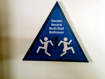 Harvard Divinity School Installs Gender-Neutral Bathrooms.