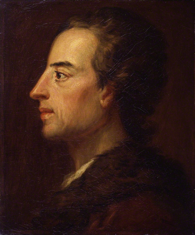 attributed to Jonathan Richardson, oil on canvas, circa 1738