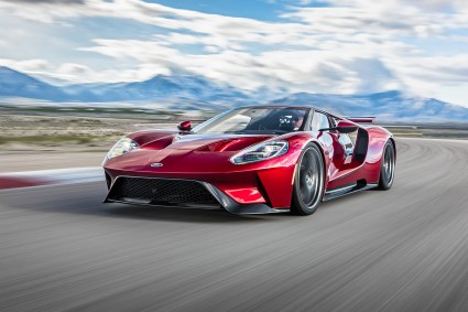 Ford GT is damn cool car.