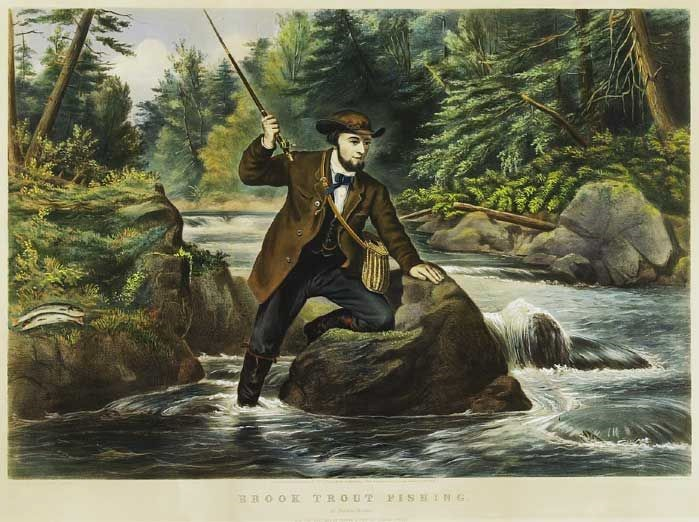 Fly fishing: not much has changed but the attire