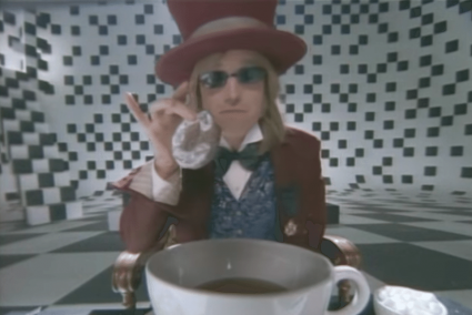 One of the ways I like to remember Tom Petty.