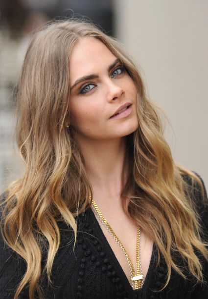 Famous person Cara Delevigne