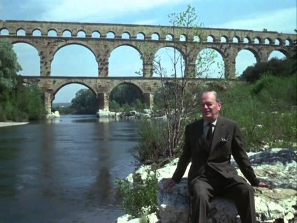 """Kenneth Clark explains why the Roman Empire fell in his """"Civilisation"""" series."""